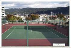 小阪合テニス場