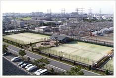 志紀テニス場