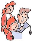 子どもの養育はまず親に責任