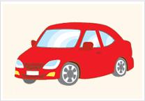 自動車の部品