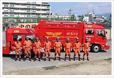 消防署のお仕事